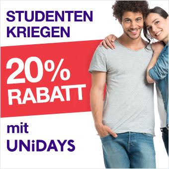 Lovehoney UNiDAYS Studentenrabatt