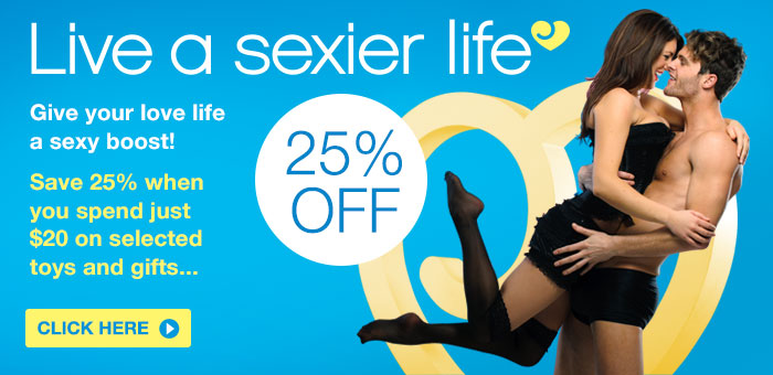 Save 25% at Lovehoney