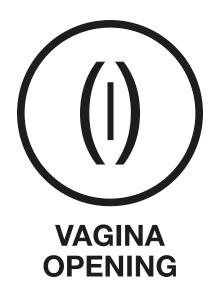 Vagina opening