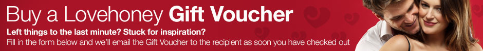 Buy a Lovehoney Gift Voucher