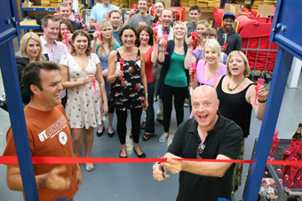 We Declare The New Lovehoney Warehouse Open