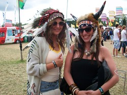 Lovehoney Competition Winners Enjoy Ultimate Festival Experience At WOMAD