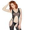 Dreamgirl Sheer Suspender Tank Bodystocking
