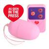 Lovehoney Dream Egg 10 Function Remote Control Vibrating Love Egg