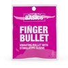 BASICS Vibrating Finger Bullet