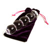 Lovehoney Beaded Sensual Glass Dildo
