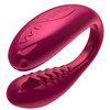 Vibromasseur pour clitoris et point G We-Vibe II