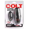 Colt Turbo Power Bullet Egg Vibrator