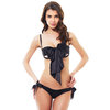 Bluebella Tatiana Open Cup Bra & Brief Set