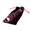 Lovehoney Ribbed Sensual Glass Dildo
