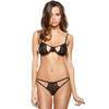 Fantasy Naughty Lace Bra and Knicker Set