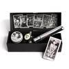 Bettie Page Buzzin' Bullet Vibrator and Orgasm Balm Set (2 Piece)