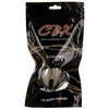 CB-6000 Designer Chrome Male Chastity Cage Only