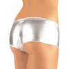 Classified Metallic Sexy Hot Pants