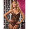 Seven Til Midnight Leopard Print Body and Accessory Set