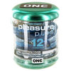 ONE - Pleasure Plus - strukturierte Kondome (12er Pack)