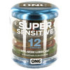 ONE - Super Sensitive - Kondome (12er Pack)
