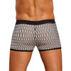 Male Power - The Wave - Jacquard-Mini-Shorts