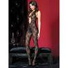 Music Legs Ouvert-Bodystocking