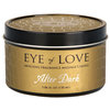 Eye of Love - After Dark - Anregende Massagekerze, 160 g