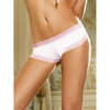 Baci Lingerie Microfiber Boyshorts with Lace Trim