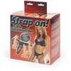 Unisex Strap-On Harness Kit with 3 Realistic Dildos
