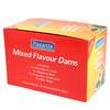 Pasante Mix Flavoured Latex Dental Dams (36 Pack)