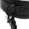 Bondage Boutique Faux Leather Collar and Leash