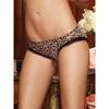 Dreamgirl Sheer Heart Open Back Knickers