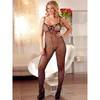 Mandy Mystery Plus Size Crotchless Fishnet Bodystocking