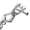 DOMINIX Deluxe Endurance Nipple Clamps with Chain