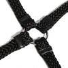 Bondage Boutique Silky Rope Hogtie Black