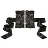 Lovehoney Lace & Satin Restraints (2 Pack)