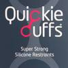 Quickie Cuffs Super-Strong Medium Silicone Restraints
