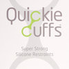 Quickie Cuffs Super Strong Large Silicone Restraints
