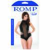 Fantasy Romp Sheer Plunge Playsuit