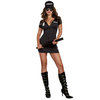 Dreamgirl SWAT Squad Sexy Police Woman Costume Set