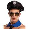 Male Power Officer Frisk 'Em Police Hat