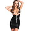 Easy-On Latex Underbust Spanking Dress
