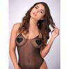 Lovehoney Crotchless Sheer Spaghetti Strap Body