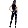 Combinaison PVC zip intégral, Black Level