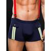 Envy Sexy Fireman Trunk and Braces Set