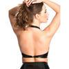 Soutien-gorge balconnet dos nu latex, Easy-On