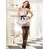 Dreamgirl Sheer Lace French Maid Complete Costume