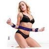 Purple Reins Wrist-to-Waist Belt Restraint