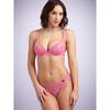 Lovehoney Flirty Bubblegum Pink Underwired Plunge Bra