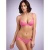 Lovehoney Flirty Bubblegum Pink Lace Thong