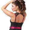 Conjunto Corpiño Escotado Negro Moonlight Lovehoney