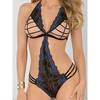 Escante Strapped Cup Lace Teddy