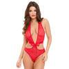 Lovehoney Unwrap Me Red Lace Body